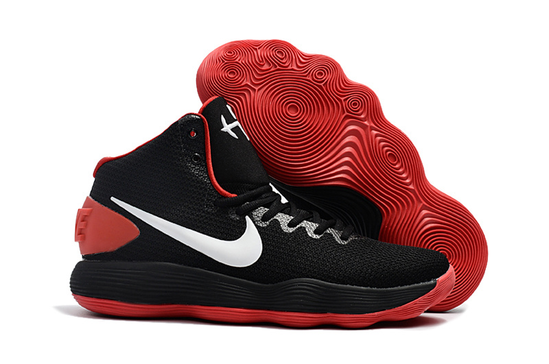 Nike Hyperdunk 2017 EP Black Red Shoes