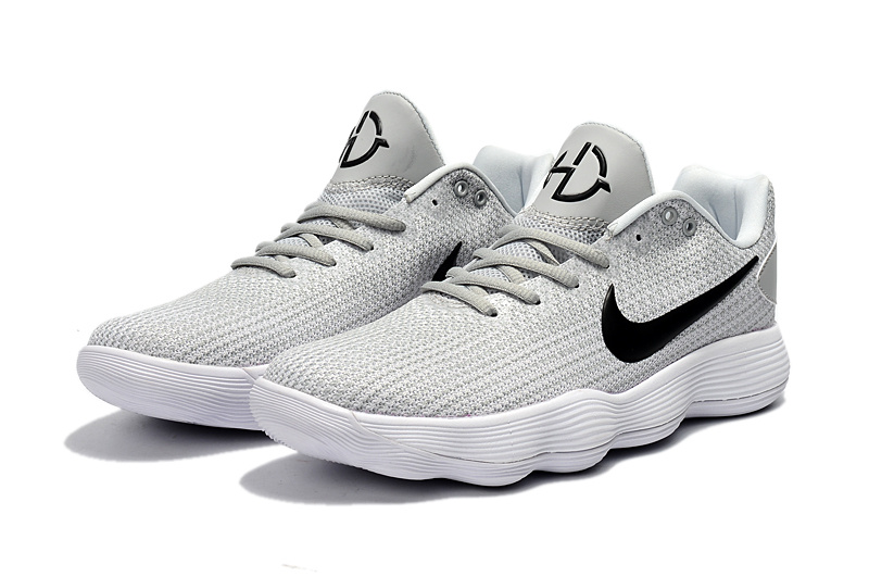 Nike Hyperdunk 2017 Low Grey Black Shoes