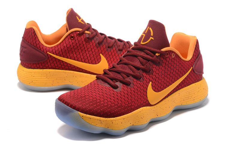 Nike Hyperdunk 2017 Low Wine Red Shoes