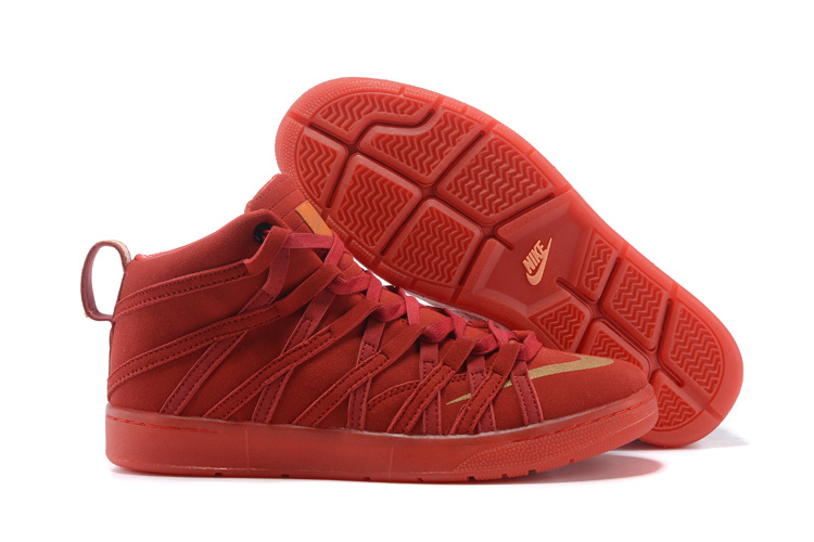 New Nike KD 7 Casual All Red Sneaker For Sale