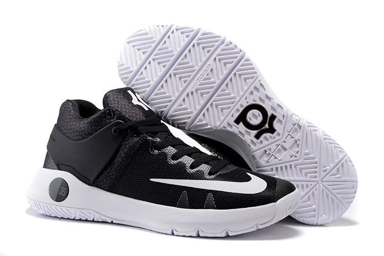 Nike KD Trey 5 Black White Shoes