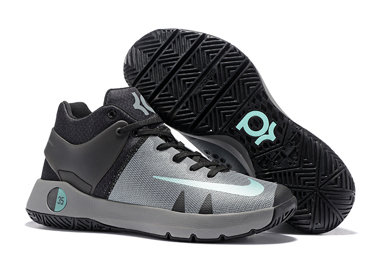 Nike KD Trey 5 Grey Black Shoes
