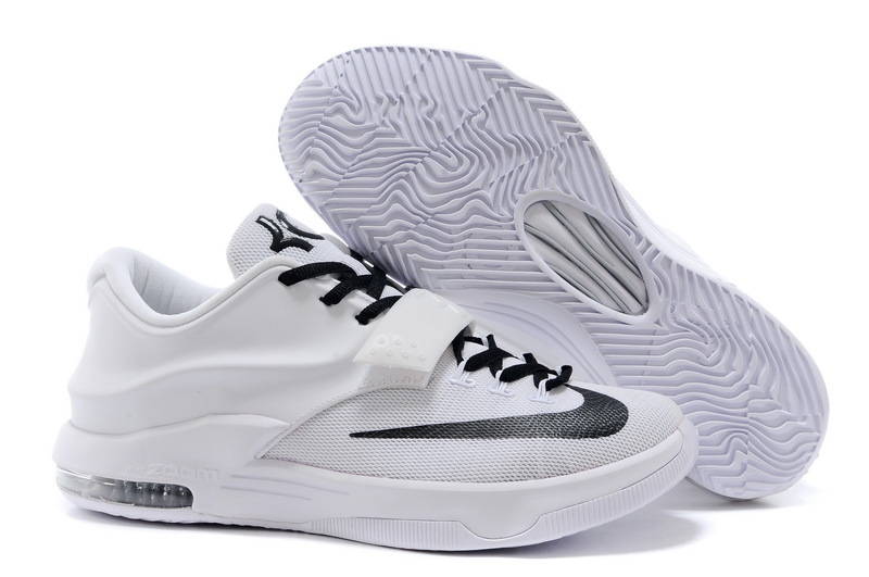 Nike Kevin Durant 7 Original White Black Shoes