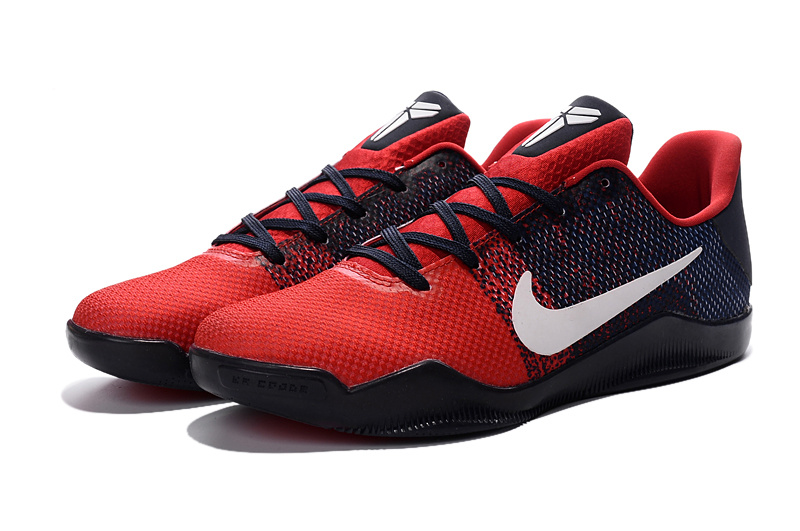 2016 Nike Kobe 11 Red Black Purple Shoes For Sale