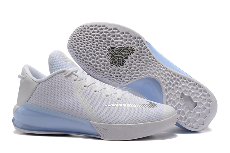 Nike Kobe Venomenon VI White Icy Blue Shoes