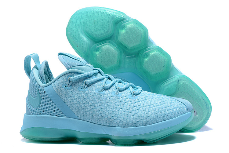 Nike Lebron 14 Low Mint Green Shoes