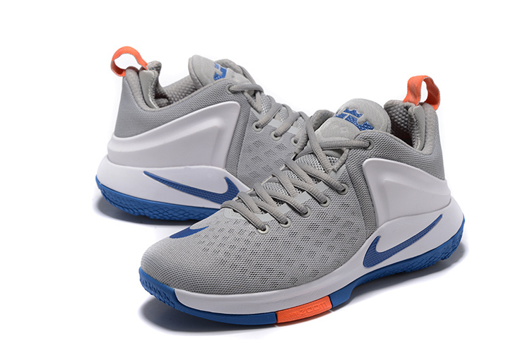 Nike Lebron Zoom Witness Glof Grey Shoes