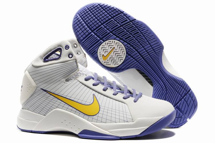 Nike Olympic Kobe Bryant New Original White Purple