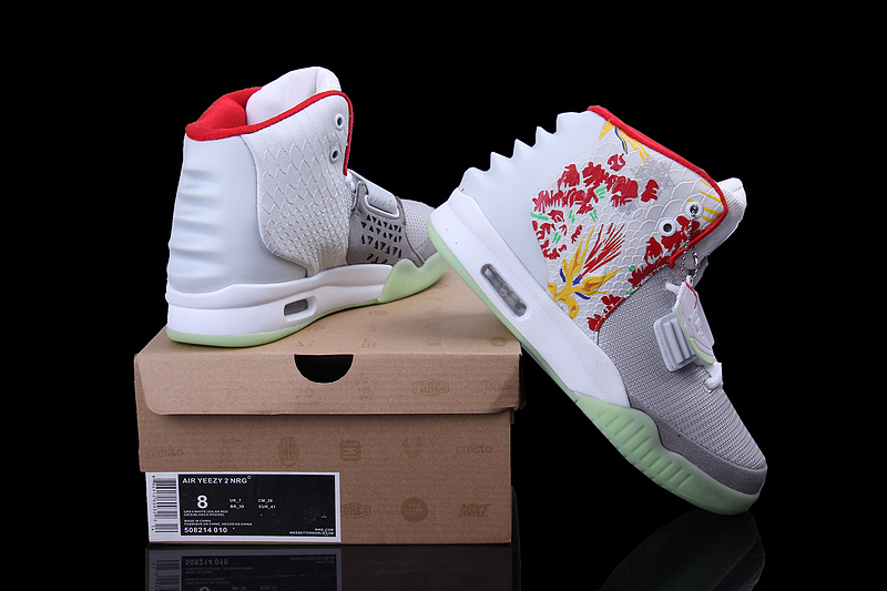 Original Nike Air Yeezy 2 Givenchy by Mache Customs