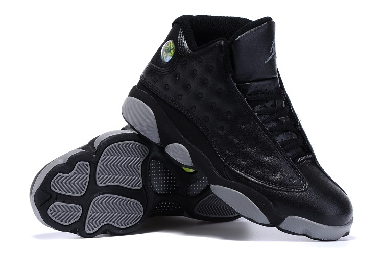 Nike Air Jordan 13 Doernbeacher Black Grey Sneaker