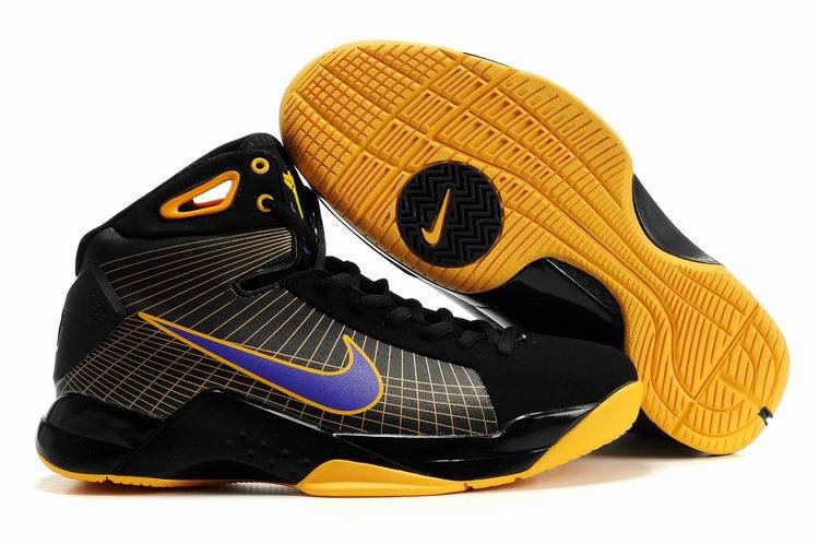 Original Nike Kobe Bryant Olympic Black Yellow