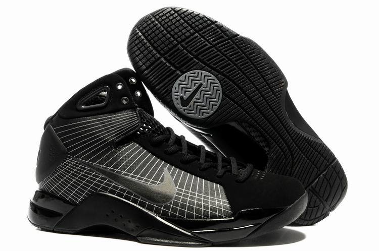 Original Olympic Kobe Bryant Classic All Black Shoes