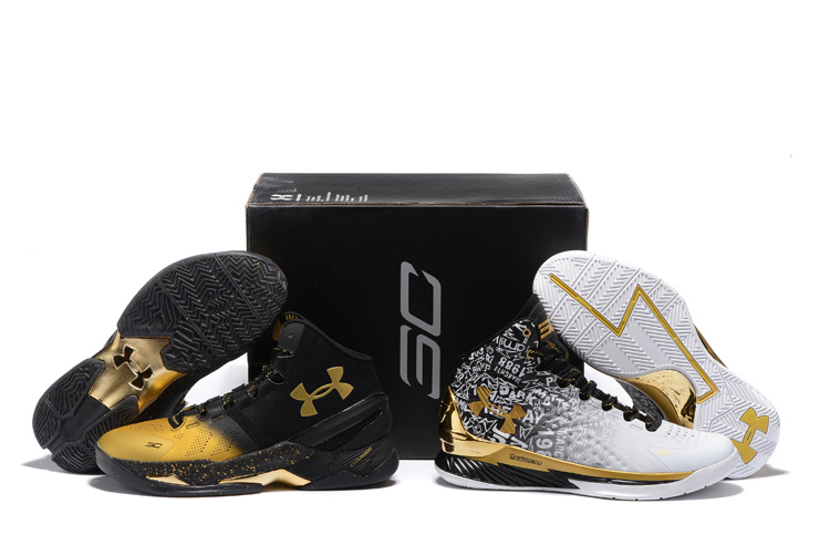 UA Curry Pay Tribute To All MVP Two Basketball Shoes