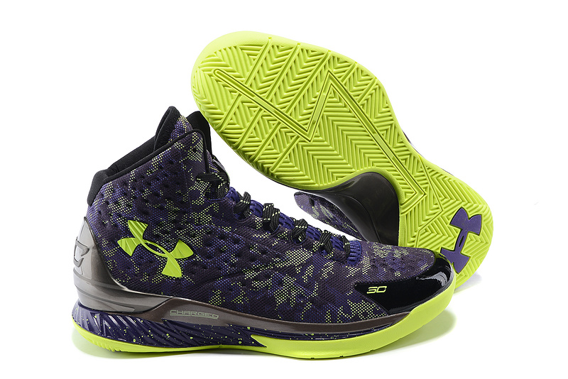 UA Stephen Curry 1 All Star Shoes
