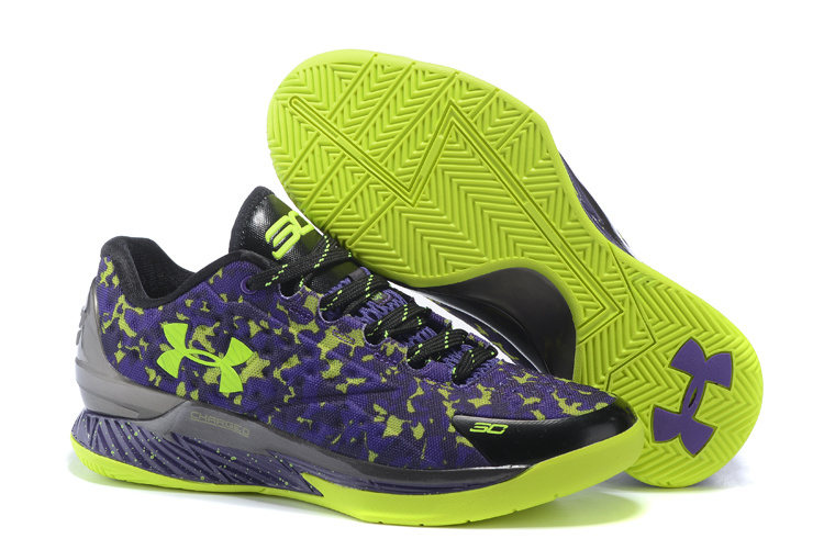 UA Stephen Curry 1 Low All Star Shoes
