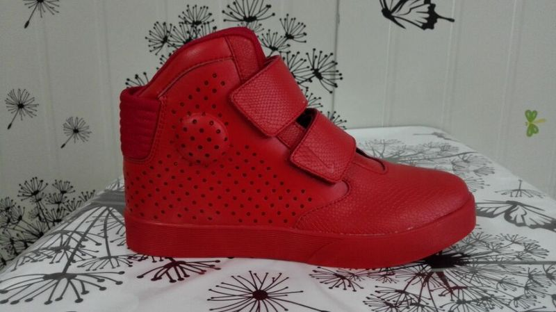 Nike Flystepper 2k3 ALL Red PRM Shoes