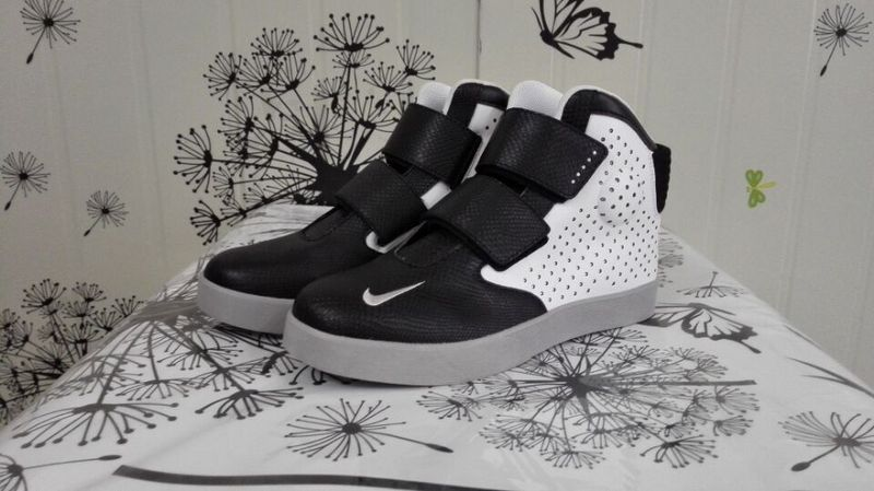 Nike Flystepper 2k3 PRM Black White Shoes